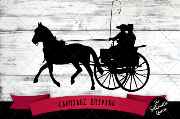 Download Free Carriage Driving Equestrian Svg Horse Graphic By for Cricut Explore, Silhouette and other cutting machines.