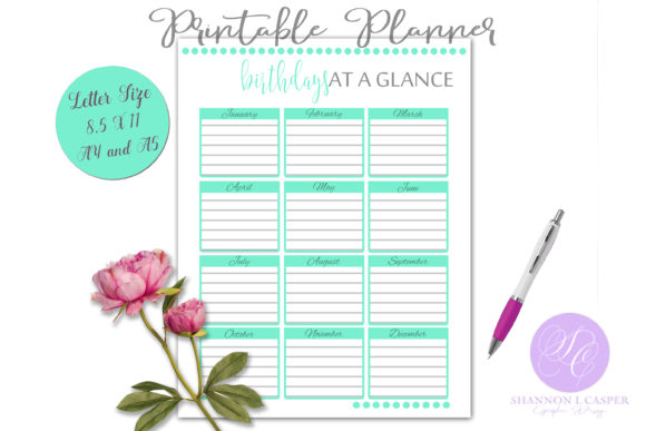 Print on Demand: Debt Payment Tracker Letter Size, A4, A5 Graphic Print Templates By Shannon Casper