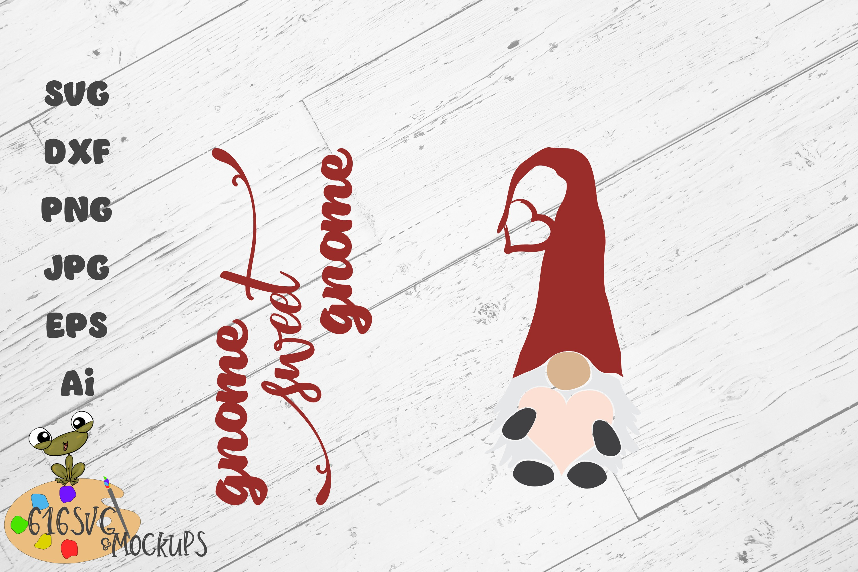 Download Free Gnome Sweet Gnome Svg Graphic By 616svg Creative Fabrica for Cricut Explore, Silhouette and other cutting machines.