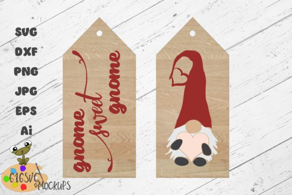Download Free Gnome Sweet Gnome Svg Graphic By 616svg Creative Fabrica SVG Cut Files