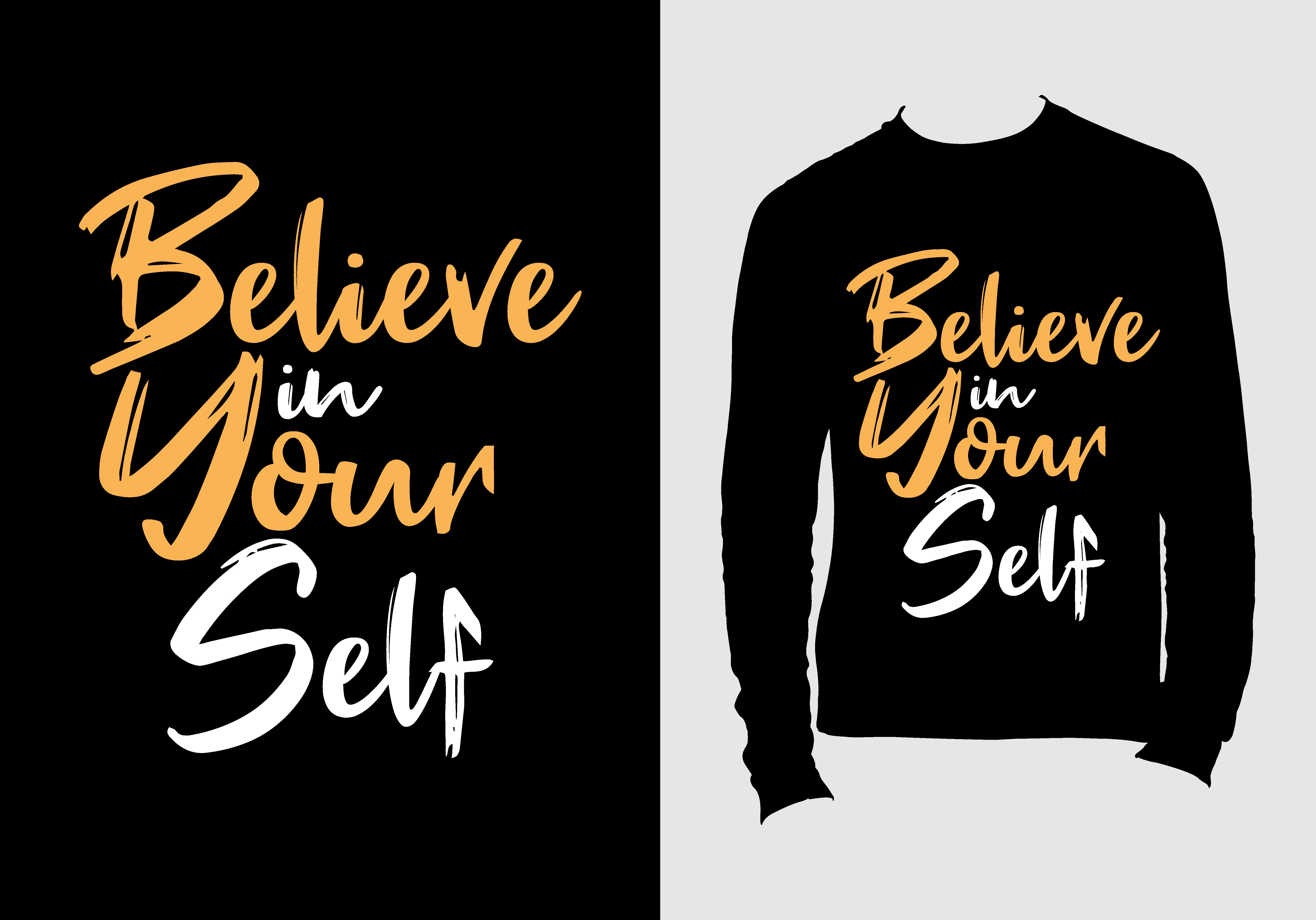 Download Free T Shirt Design With Motivation Quote Graphic By Chairul Ma Arif SVG Cut Files