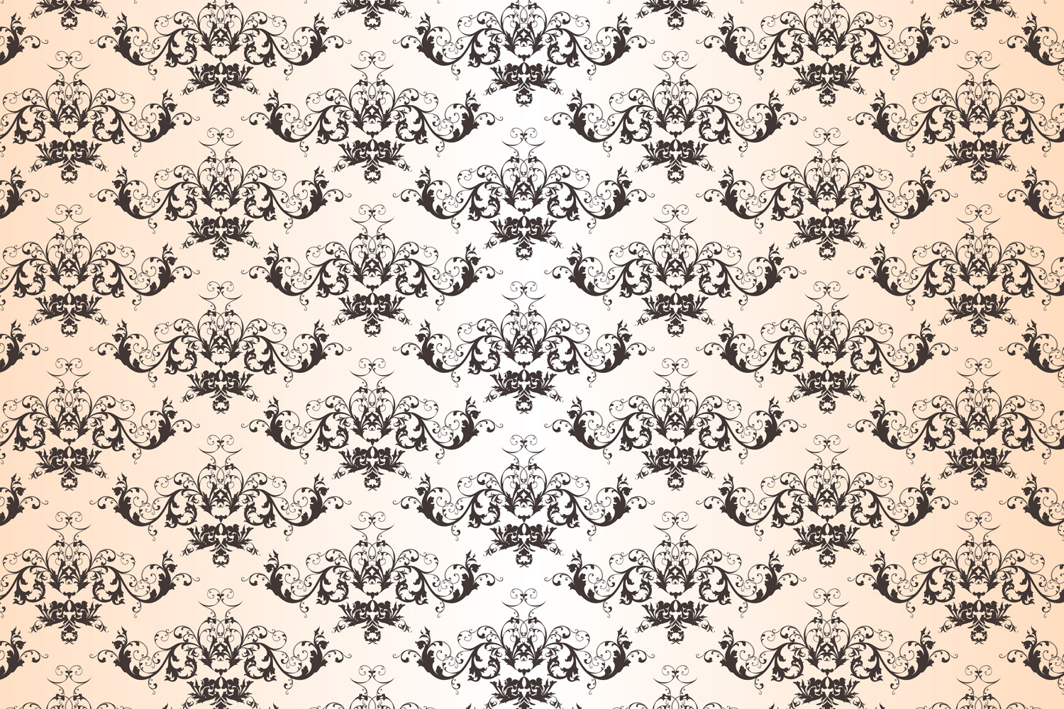 Download Free Victorian Seamless Pattern With Ornament Graphic By for Cricut Explore, Silhouette and other cutting machines.