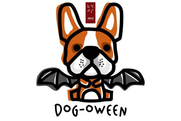 Dog-oween 2 Graphic Icons By Hdjs.design