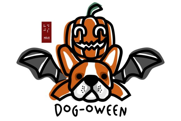 Dog-oween 4 Graphic Icons By Hdjs.design