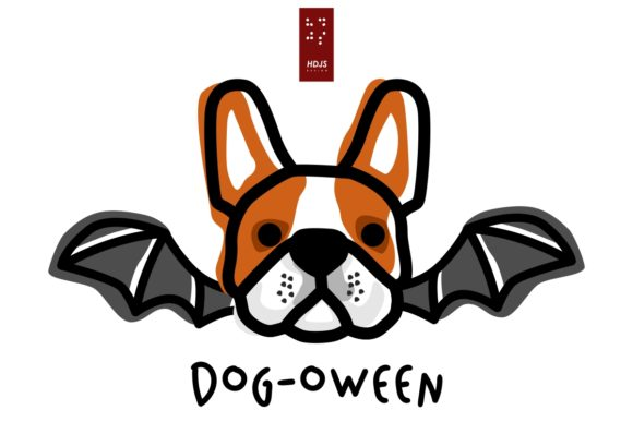 Dog-oween Graphic Icons By Hdjs.design