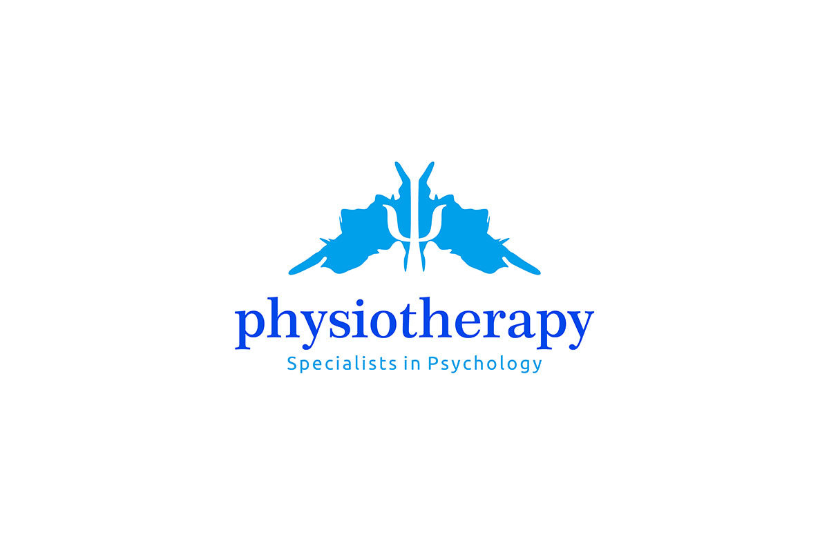 Physiotherapy Psychology Logo Ideas I Graphic By