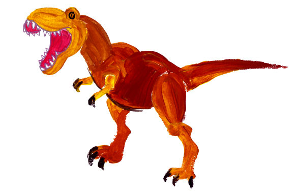 Tyrannosaurus Rex Dinosaurs Craft Cut File By Creative Fabrica Crafts