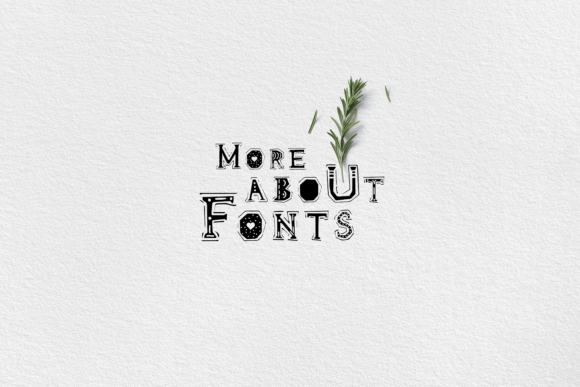 Print on Demand: For You Decorative Font By Cosmic Store - Image 11