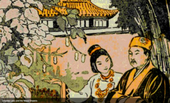 Chinese Embroidery, and the Humble Silkworm.
