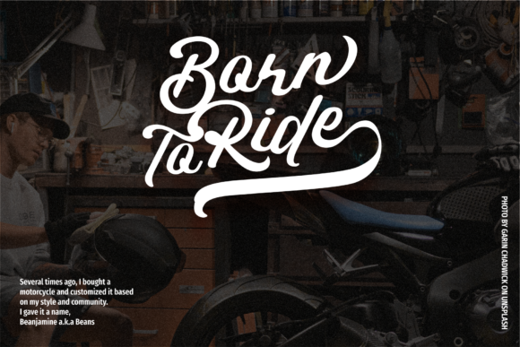 Print on Demand: Stoorie Beans Script & Handwritten Font By FlipStudio - Image 2