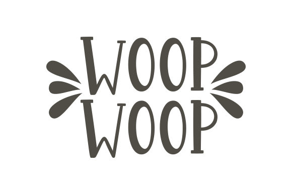 Download Free Woop Woop Svg Cut File By Creative Fabrica Crafts Creative Fabrica for Cricut Explore, Silhouette and other cutting machines.