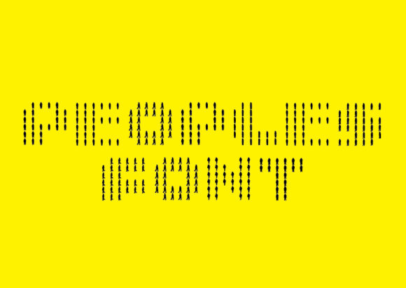 Print on Demand: Peoples Display Font By GraphicsBam Fonts