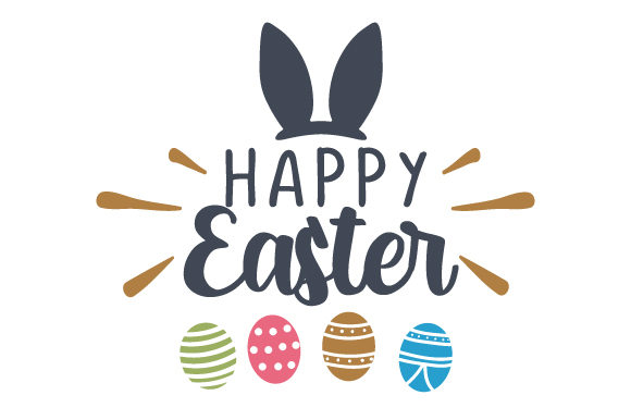 Happy Easter SVG Cut file by Creative Fabrica Crafts · Creative Fabrica