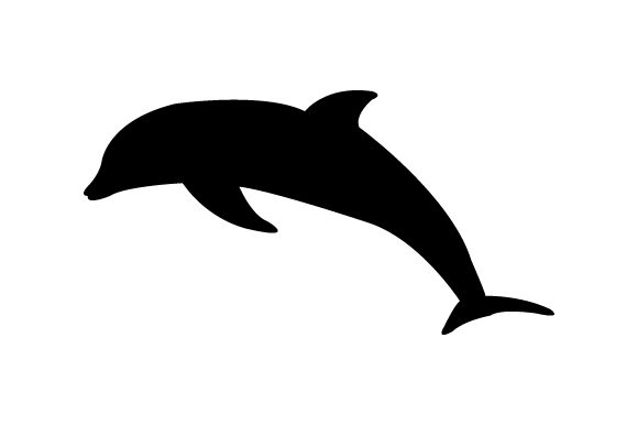 Download Free Dolphin Icon Graphic By Marco Livolsi2014 Creative Fabrica for Cricut Explore, Silhouette and other cutting machines.