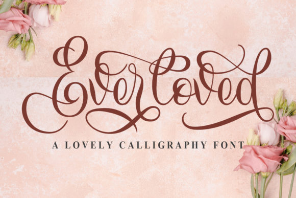 Print on Demand: Everloved Script & Handwritten Font By Doehantz Studio - Image 11