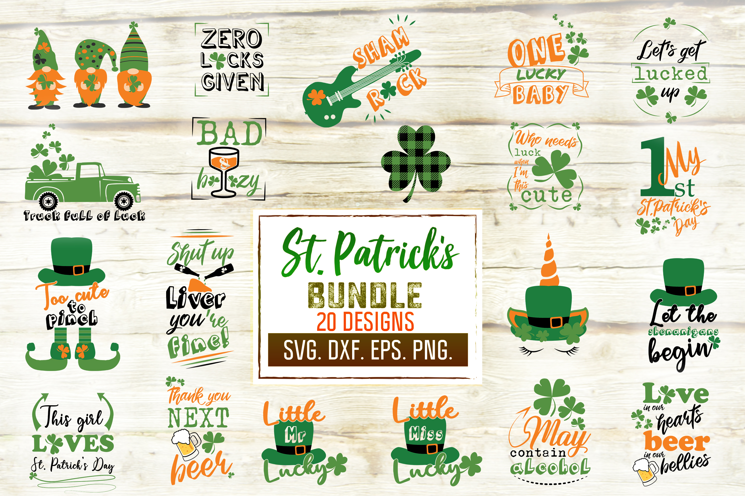 St Patrick S Day Graphic By Svglaboratory Creative Fabrica