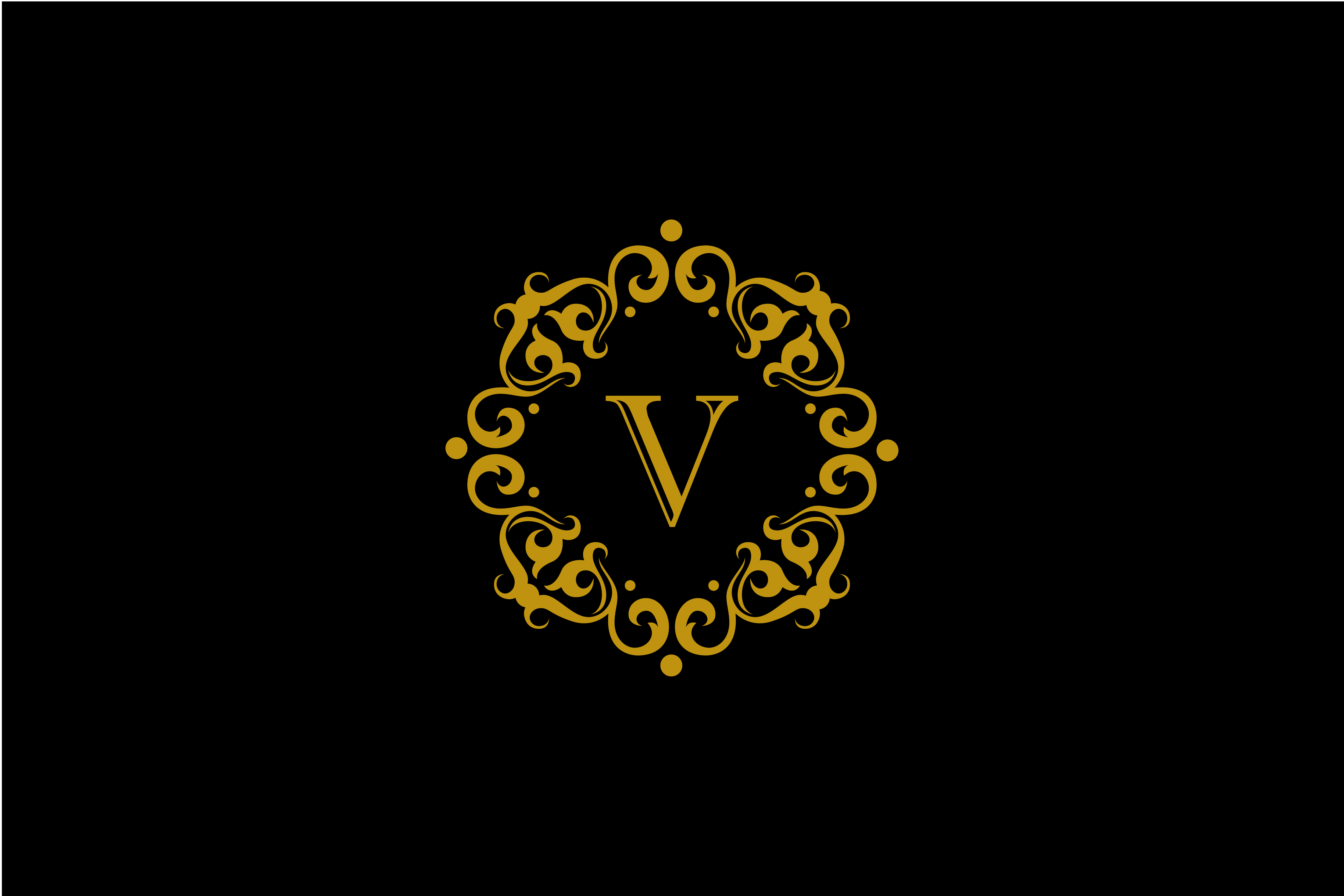 Download Free V Letter Logo Graphic By Noory Shopper Creative Fabrica for Cricut Explore, Silhouette and other cutting machines.