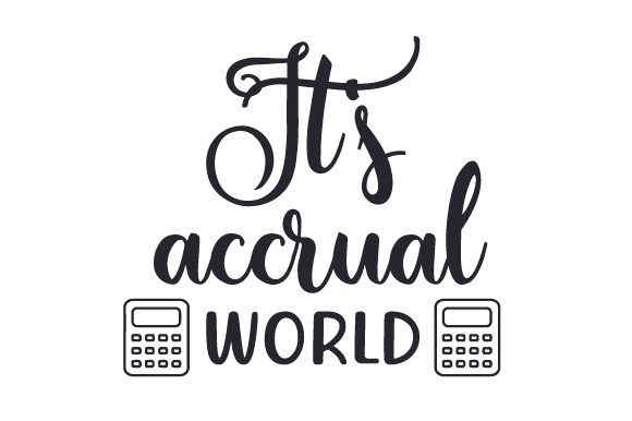 It's Accrual World Work Craft Cut File By Creative Fabrica Crafts - Image 1