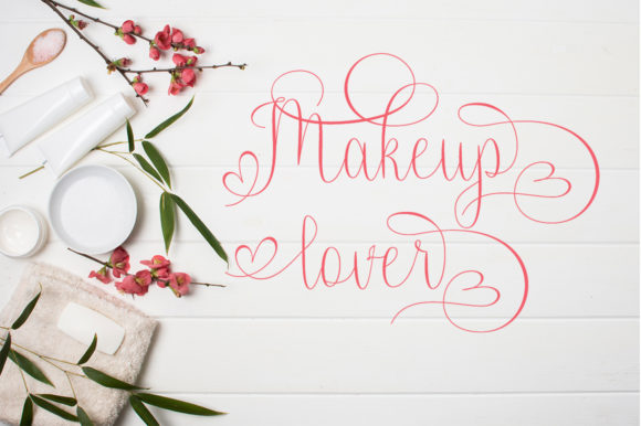 Download Free Amrelia Font By Aqeela Studio Creative Fabrica for Cricut Explore, Silhouette and other cutting machines.