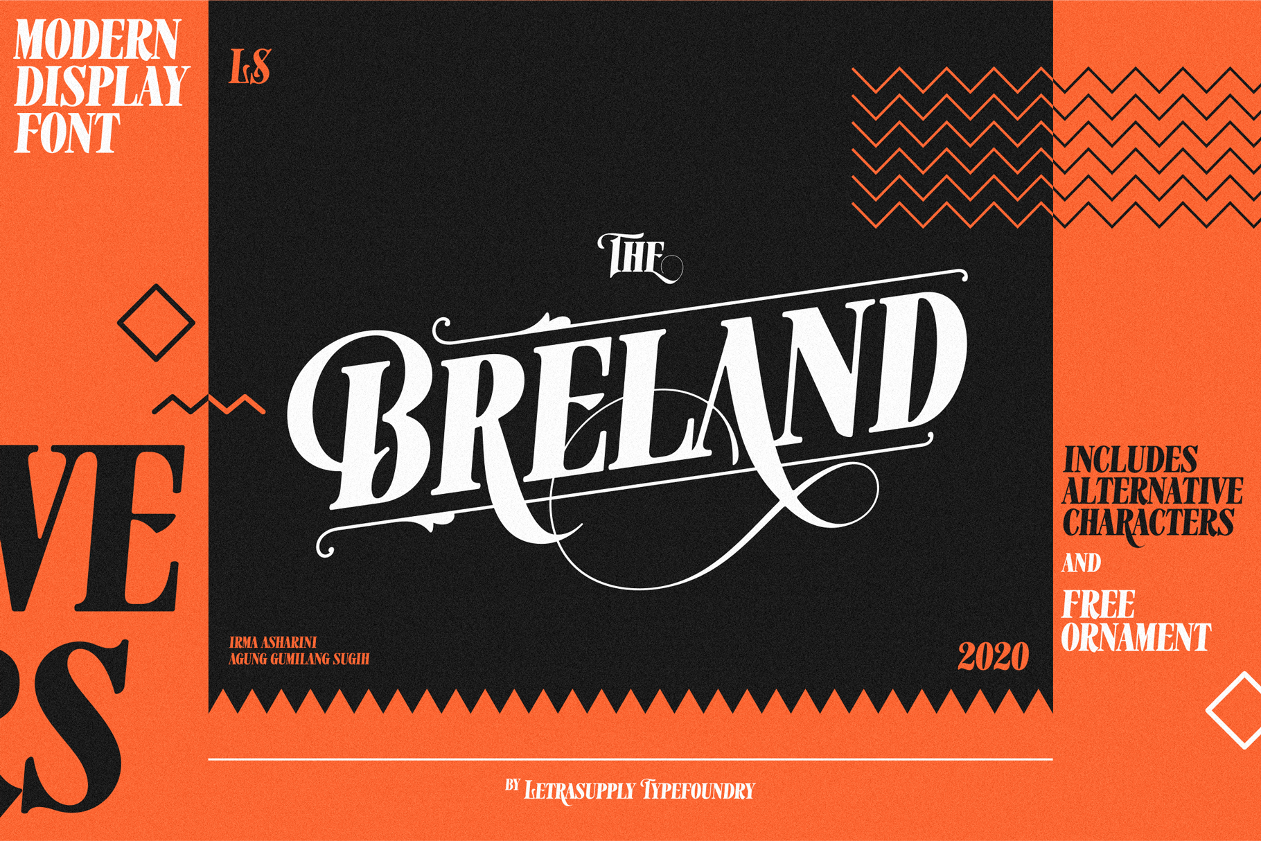 Download Free Breland Font By Letrasupply Creative Fabrica SVG Cut Files