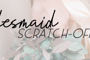 DIY Scratch-off card: How to surprise your bridesmaid