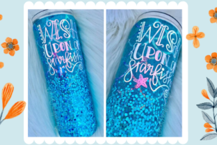 DIY: How to create a sparkling Glitter Tumbler