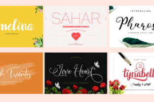 The Art of Mixing Fonts: A Guide For Crafting Pros