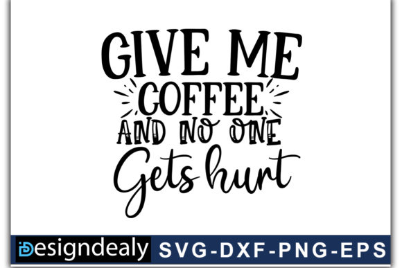 Print on Demand: Funny Quotes SVG Bundle 02 Graphic Print Templates By Designdealy.com - Image 5
