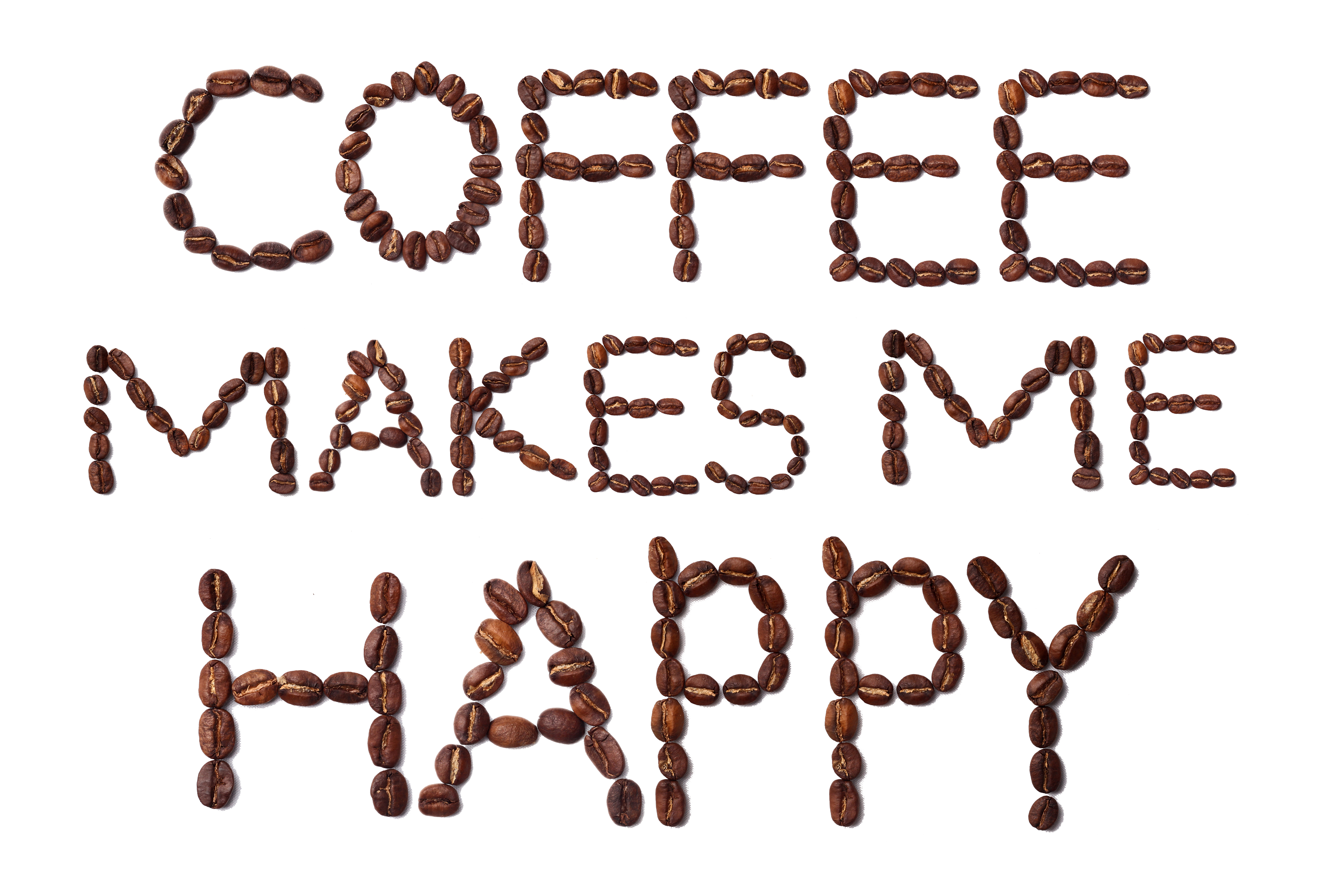 Download Free Coffee Quote Graphic By Minuitnite Creative Fabrica for Cricut Explore, Silhouette and other cutting machines.