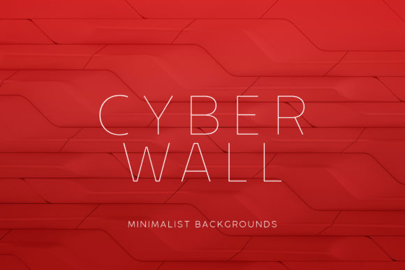 Download Free Cyber Wall Backgrounds Graphic By Artistmef Creative Fabrica for Cricut Explore, Silhouette and other cutting machines.