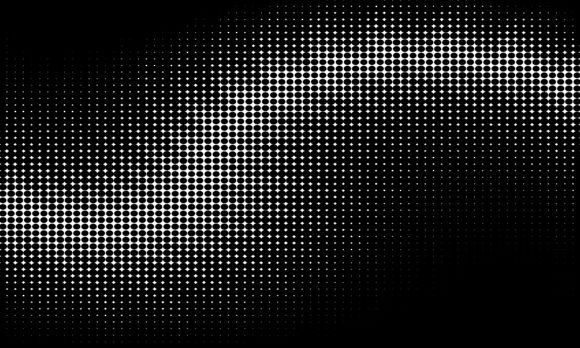 Print on Demand: Halftone Background Vector Graphic Backgrounds By johndesign540