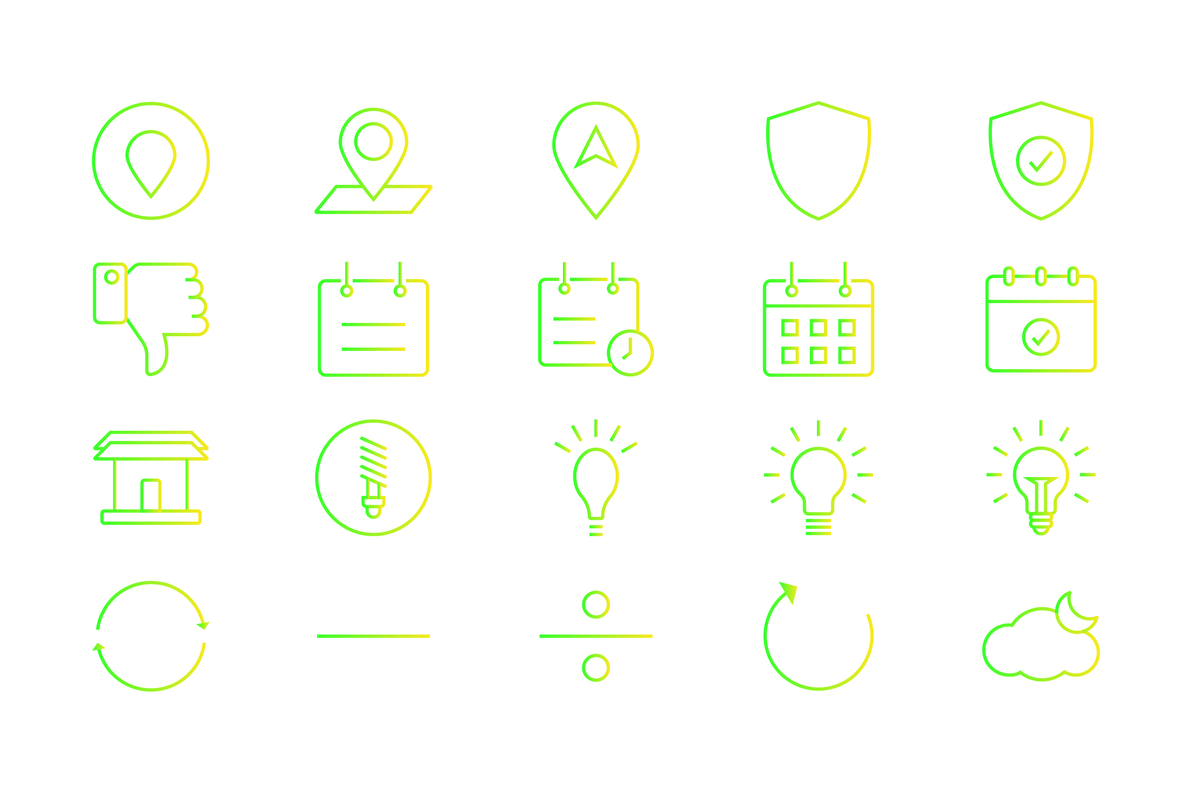 Download Free Business Ui Line Art Icon Set Vector Graphic By Riduwan Molla for Cricut Explore, Silhouette and other cutting machines.