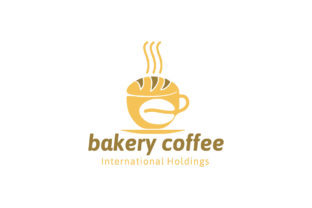 Download Free Cake Bakery And Coffee Logo Ideas Insp Graphic By Yahyaanasatokillah Creative Fabrica for Cricut Explore, Silhouette and other cutting machines.