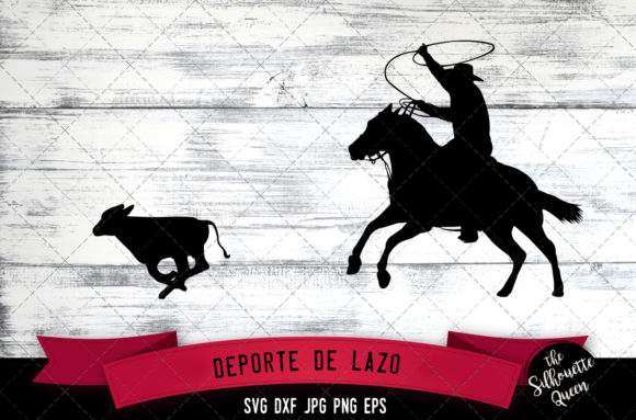 Download Free Deporte De Lazo Argentina Rodeo Svg Graphic By for Cricut Explore, Silhouette and other cutting machines.