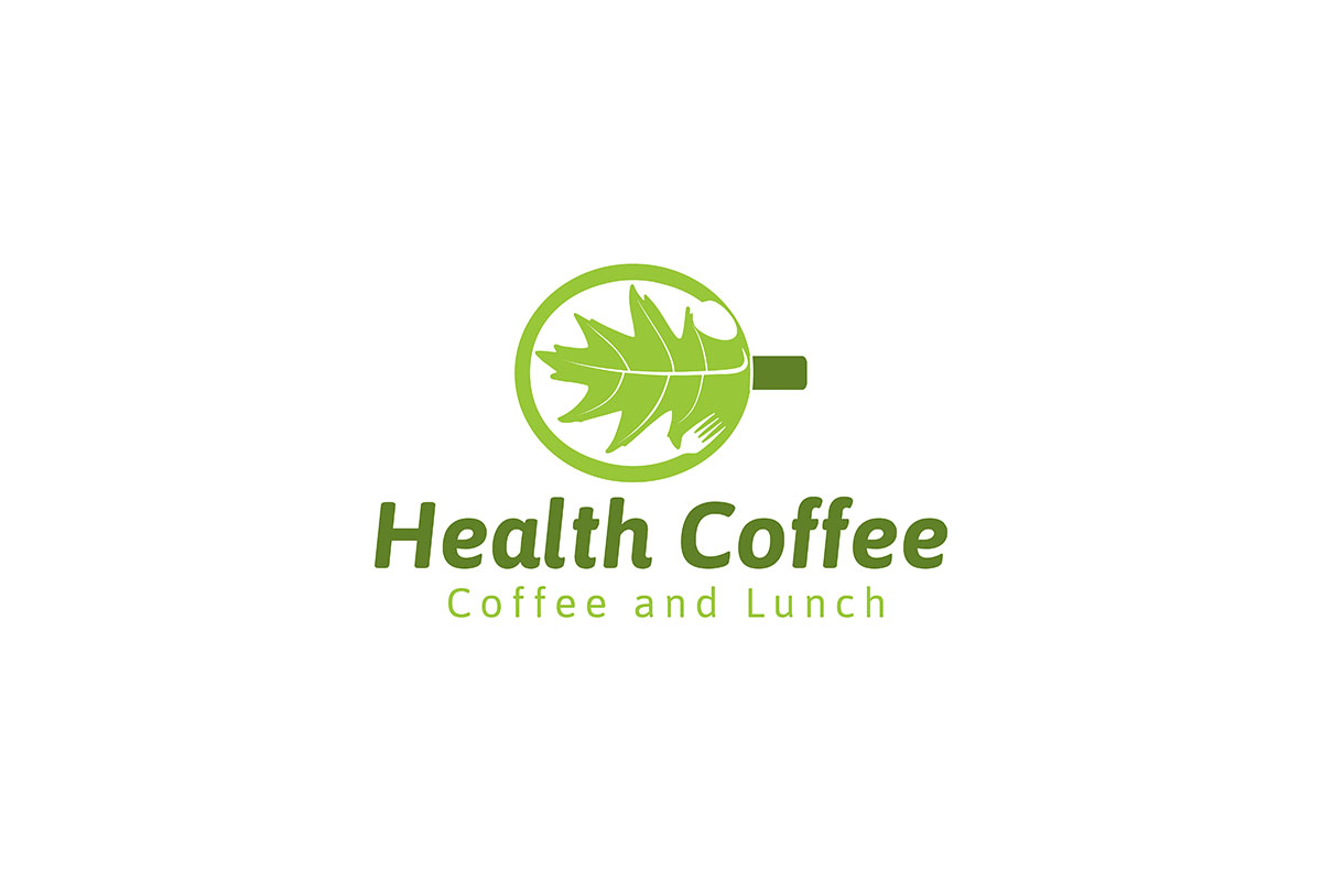 Download Free Healthy Coffee Logo Ideas Inspiration L Graphic By for Cricut Explore, Silhouette and other cutting machines.