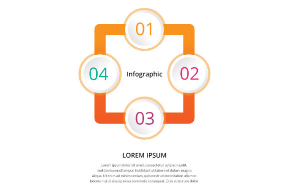 Print on Demand: Infographic Vector Graphic Infographics By Masyafi Creative Studio
