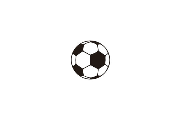 Download Free Soccer Ball Logo Ideas Inspiration Logo Graphic By for Cricut Explore, Silhouette and other cutting machines.