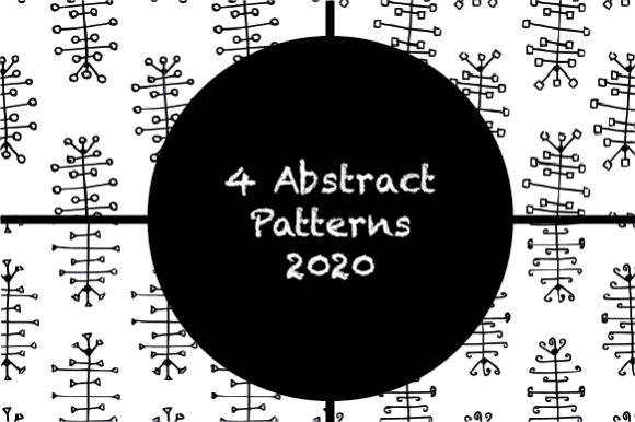4 Abstract Patterns Graphic Patterns By hamelinckmichael