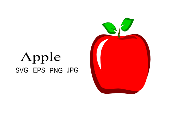 Download Free Apple Clipart Graphic By Artbyliz Creative Fabrica SVG Cut Files