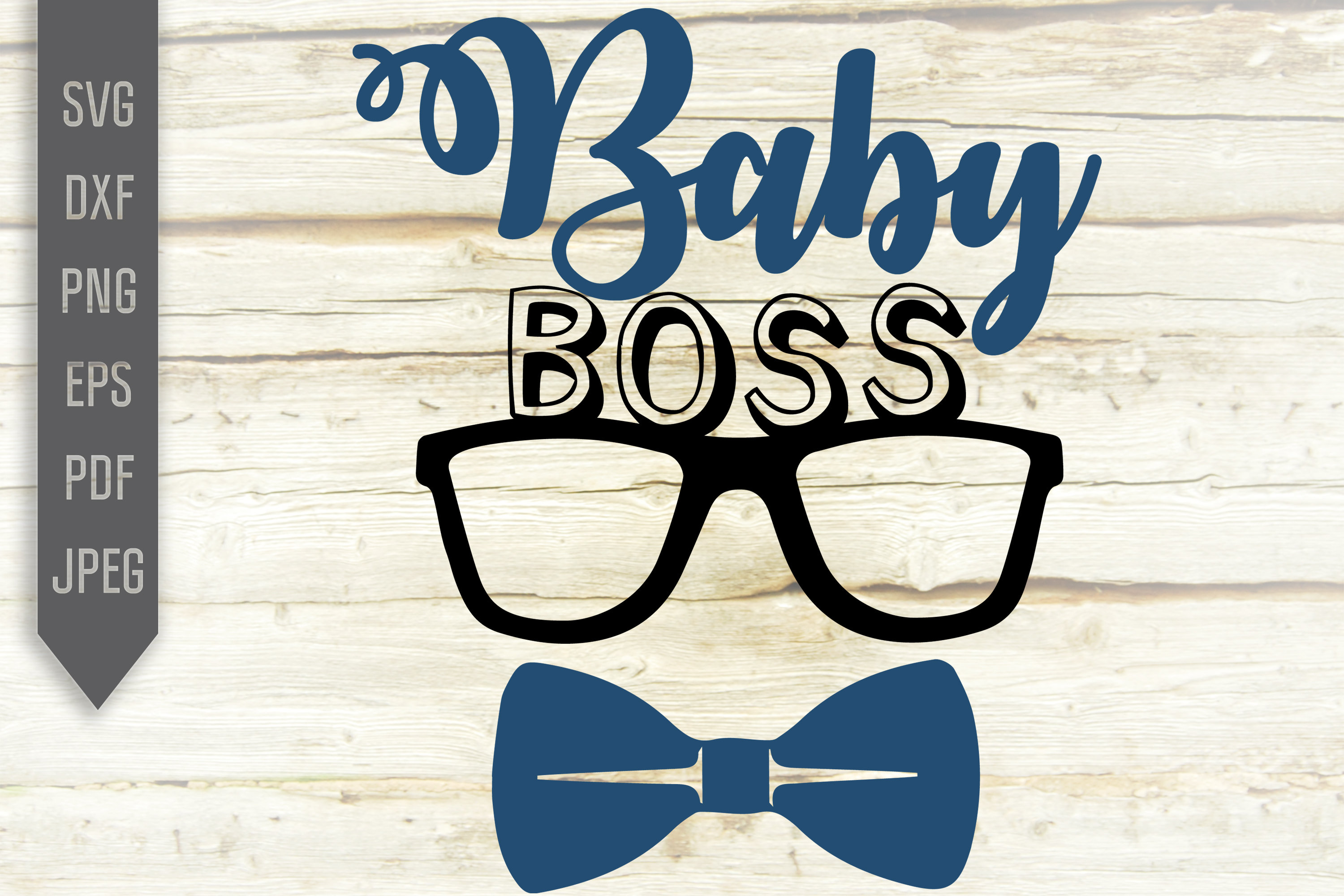 Baby Boss Little Kid Shirt Design Graphic By Svglaboratory