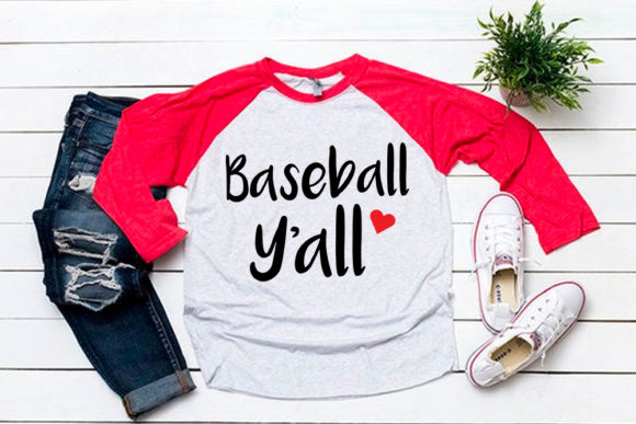Baseball Y All Svg For Baseball Tshirt Graphic By Svgsupply