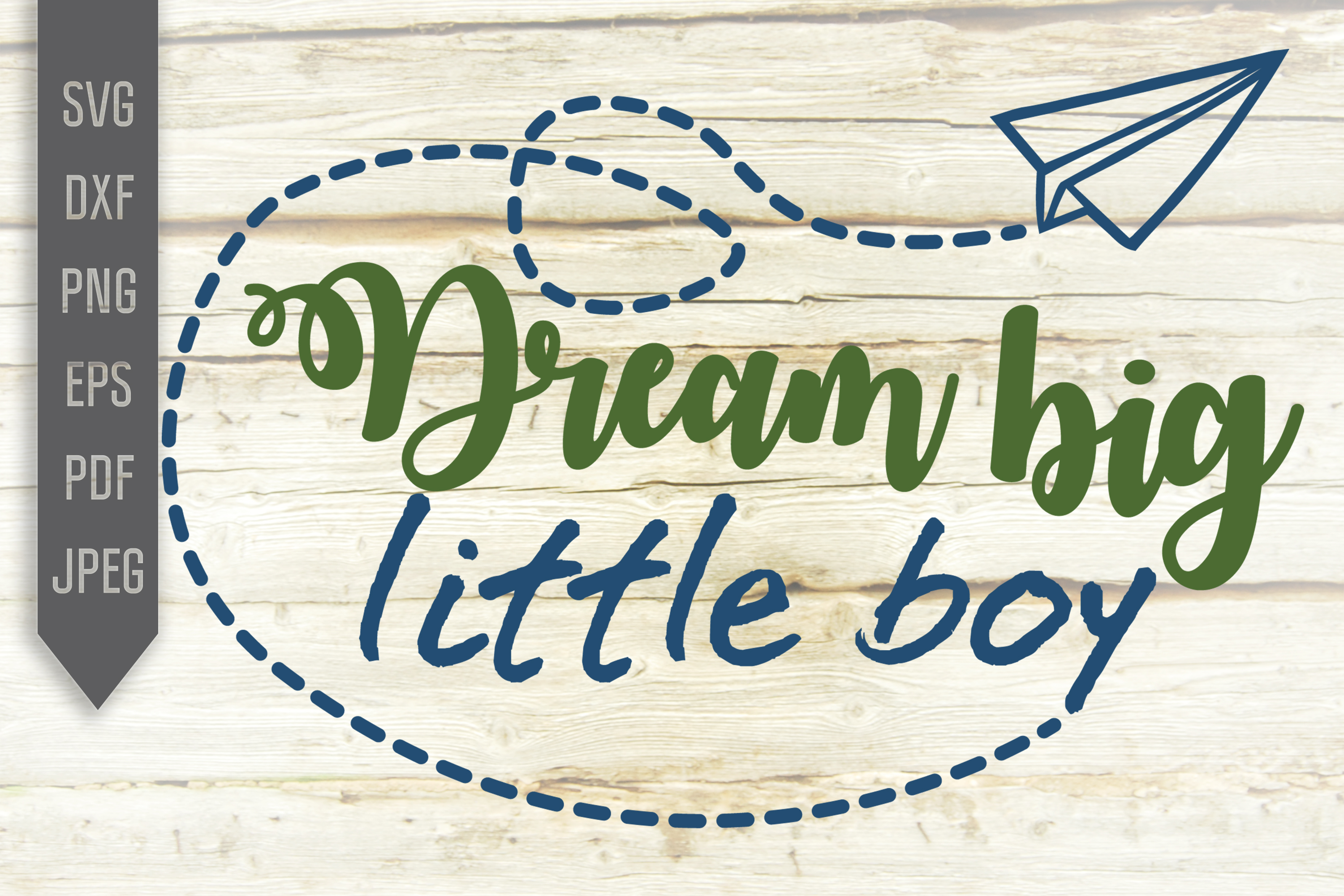 Download Free Dream Big Little Boy Svg Dreamer Design Graphic By for Cricut Explore, Silhouette and other cutting machines.