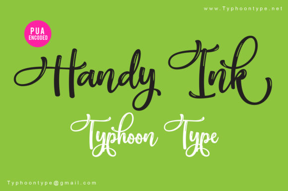 Download Free Red Lipstick Font By Typhoon Type Suthi Srisopha Creative for Cricut Explore, Silhouette and other cutting machines.