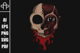 Print on Demand: Skull Graphic Illustrations By Andypp