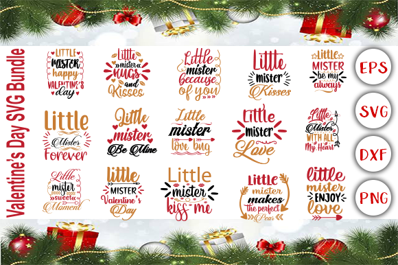 Download Free Valentine S Day Svg Bundle Graphic By Graphics Cafe Creative for Cricut Explore, Silhouette and other cutting machines.