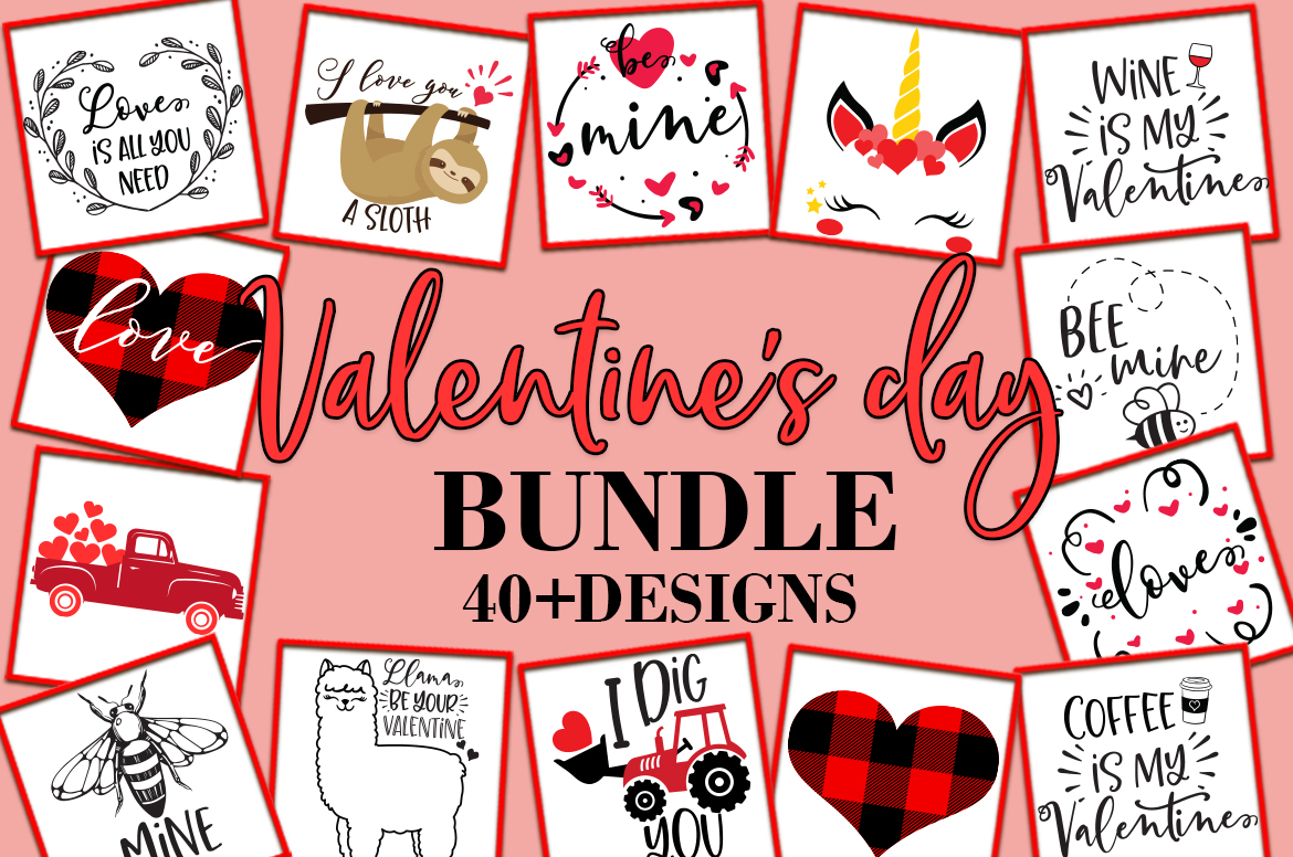 Download Free Valentine S Day Quotes Graphic By Freelingdesignhouse Creative SVG Cut Files