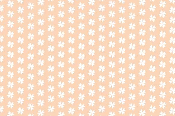 Download Free White Pattern Digital Paper Baby Graphic By Graphics Farm for Cricut Explore, Silhouette and other cutting machines.