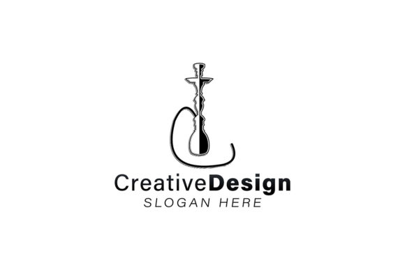 Download Free Hookah Shisa Logo Ideas Inspiration Lo Graphic By for Cricut Explore, Silhouette and other cutting machines.