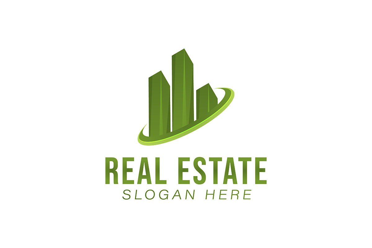 Download Free Real Estate Logo Ideas Inspiration Logo Graphic By for Cricut Explore, Silhouette and other cutting machines.