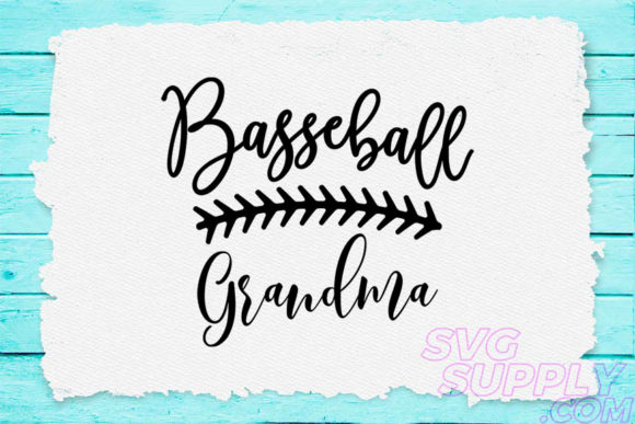 Download Free Baseball Grandma Clipart Graphic By Svgsupply Creative Fabrica for Cricut Explore, Silhouette and other cutting machines.